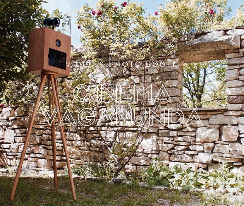 video booth & photobooth vagabunda