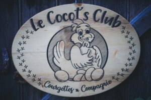 cocoa's club courgettes & compagnie